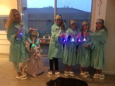 kids party in mornington
