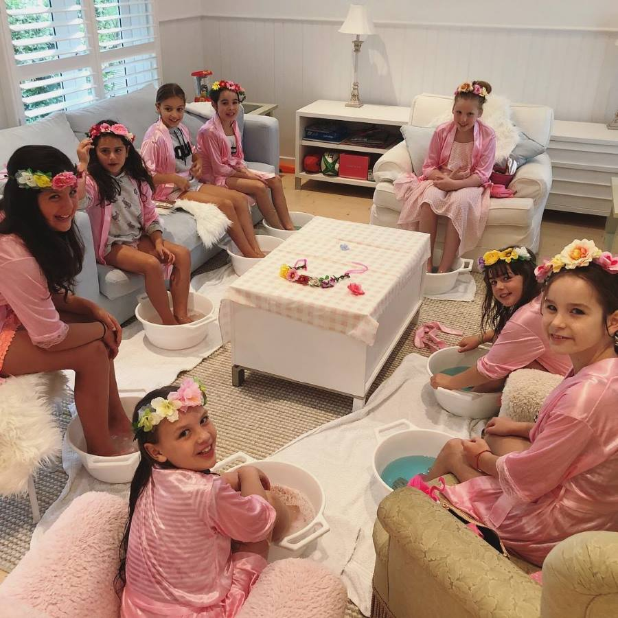 Chloes Pamper Party mornington