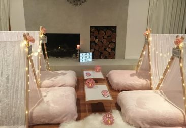 kids parties mornington pensinsula Teepee Slumber Party for kids Mt Eliza