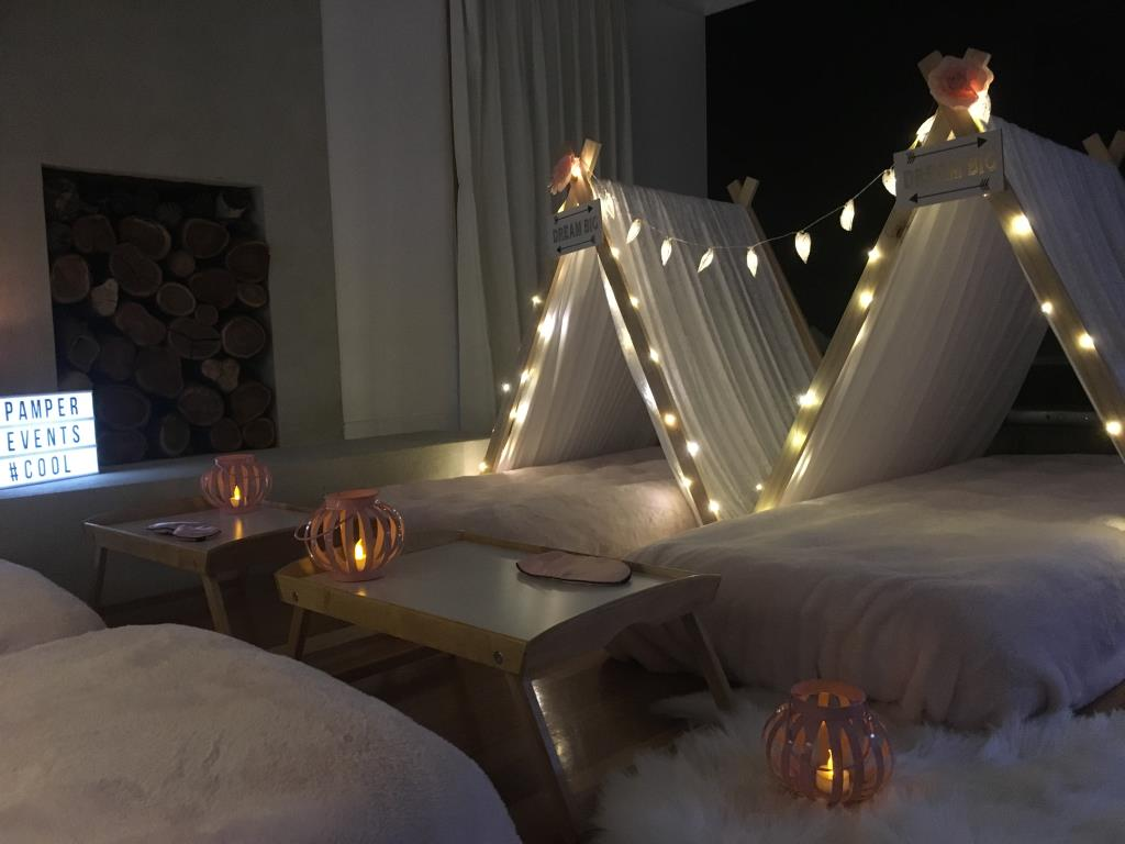 teepee slumber party hire mornington peninsula