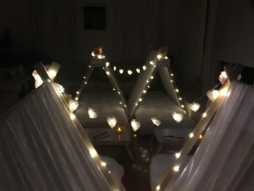 Teepee Slumber kids birthday Parties Mt Eliza mornington