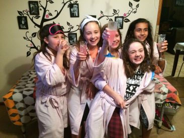girls-pamper-party