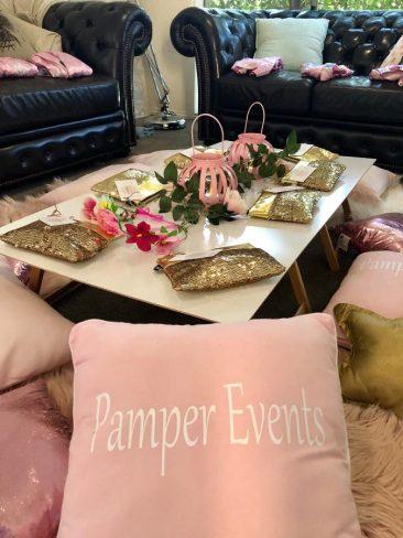 Graces 8th Pamper parties