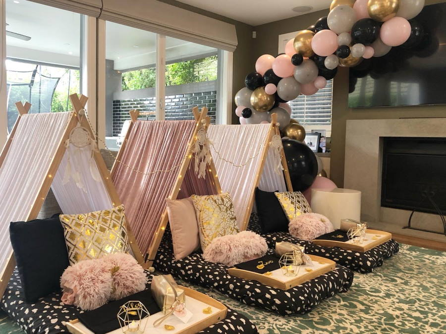 pamper events kids parties carousel